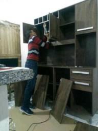 Clebio montador de móveis