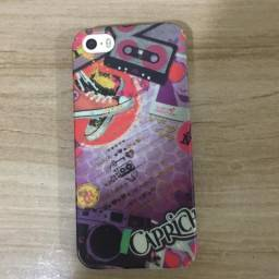 Capinha Capricho iphone 5s
