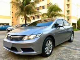 Civic LXS 2014 Automatico 16V novíssimo 35.000km rodados - 2014