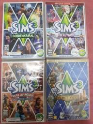 Expansões the sims 3