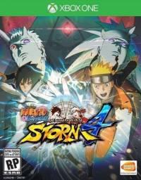 Usado, Naruto Storm 4 comprar usado  Santa Luzia
