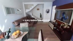 Casa no Pechincha, 3 quartos, 108m, condomínio fechado, só 430mil, financia