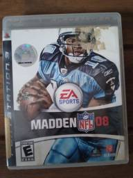 MADDEN NFL 08 PS3 (PLAYSTATION 3)