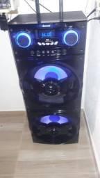 Caixa amplificada ACA 1001 amavox