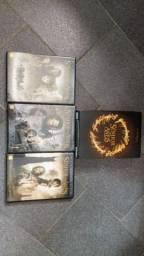 DVD senhor dos aneis trilogia