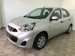 Nissan march 1.0 completo - 2017