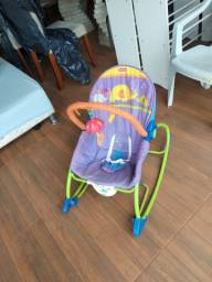 Cadeira balanço para bebê