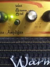 Amplificador Warm Music 108.D. R