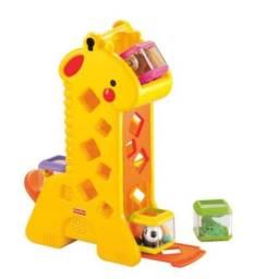 Girafinha Fisher price