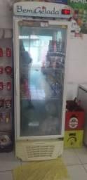 Vendo frezer expositor de bebidas gelando normal
