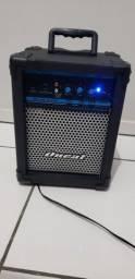 Caixa de som multi-uso