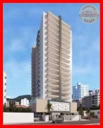 Apartamento -3 dormitórios à venda, R$ 399.900,00 - Canto do Forte - Praia Grande