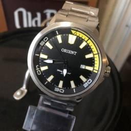Relógio Orient Prata Masculino Super Barato Por R$ 279,90!