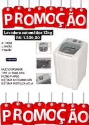 Máquina de lavar mega promoção kdjd