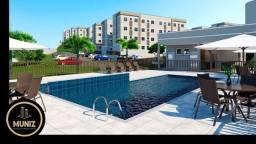 RS Apartamento em Rio Doce, 2 quartos, piscina, parcelas que cabem no seu bolso