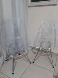 Oportunidade! 2 cadeiras Eames Tok stok