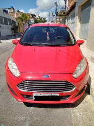 Ford Fiesta Hatch Titanium 1.6 automático 2013/2014