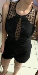 Macaquinho preto
