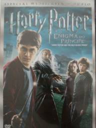 Dvd duplo Harry Potter e o enigma do principe