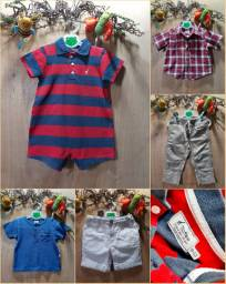 Lote roupas baby boy carter's