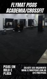 Piso CrossFit Academia