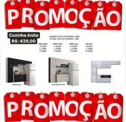 Armário Anita na promoção jdbd