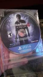 Uncharted 4 PS4 posso negociar o preço