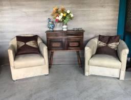 Poltrona/Sofá decorativo