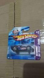 Carrinho Miniatura Hot Wheels Chaparral 2D Racing