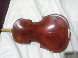 Violino de Luthier artesanal, entalhador com kit em rosewood, violino esplêndido