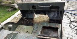 Lata ou caixote jeep militar cj5