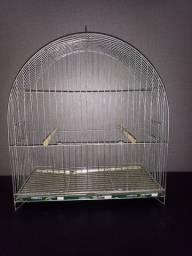 Gaiola para pássaro de pequeno porte