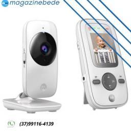 Babá Eletrônica Motorola MBP481 com Câmera - Visão Noturna Alcance até 300m