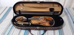 Violino Profissional Gianinni + Acessórios R$ 2129,97