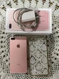 Iphone 7 Plus 128GB Perfeito
