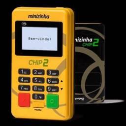 PagSeguro lança minizinha chip2, novas, lacradas, pronta entrega