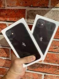 iPhone 11 64gb e 128gb preto Anatel