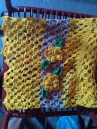 Capa em Crochê Disponível