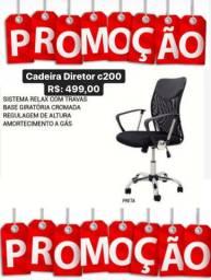 Cadeira direto na promoção