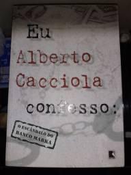 Livro: Eu Alberto Cacciola confesso: