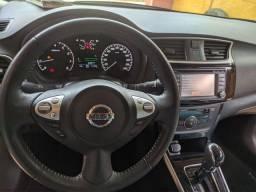 Vendo carro Sentra( Nissan) muito conservado. Ano 2017
