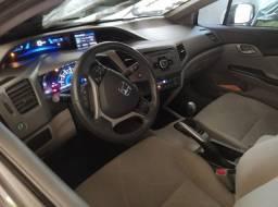 Honda Civic 2014 LXS Preto