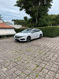 Civic Touring 1.5 Turbo 2017 Única Dona Impecável