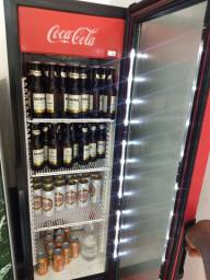 Expositor Ibera VR08 Coca Led