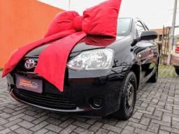 Toyota Etios XS 1.3 2013 - Única dona, em perfeitas condições!