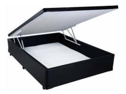 Box baú casal 420,00 novo embalado #direto de fábrica
