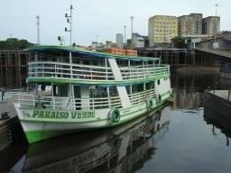 Barco novo para negocio