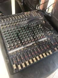 Mesa de som Yamaha /troco por celular