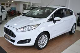 New Fiesta Hatch Titanium 1.6 Flex AUT - 2014 (Garantia PowerShift) Aceita Troca