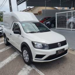 VW Saveiro RB Baú 2018
